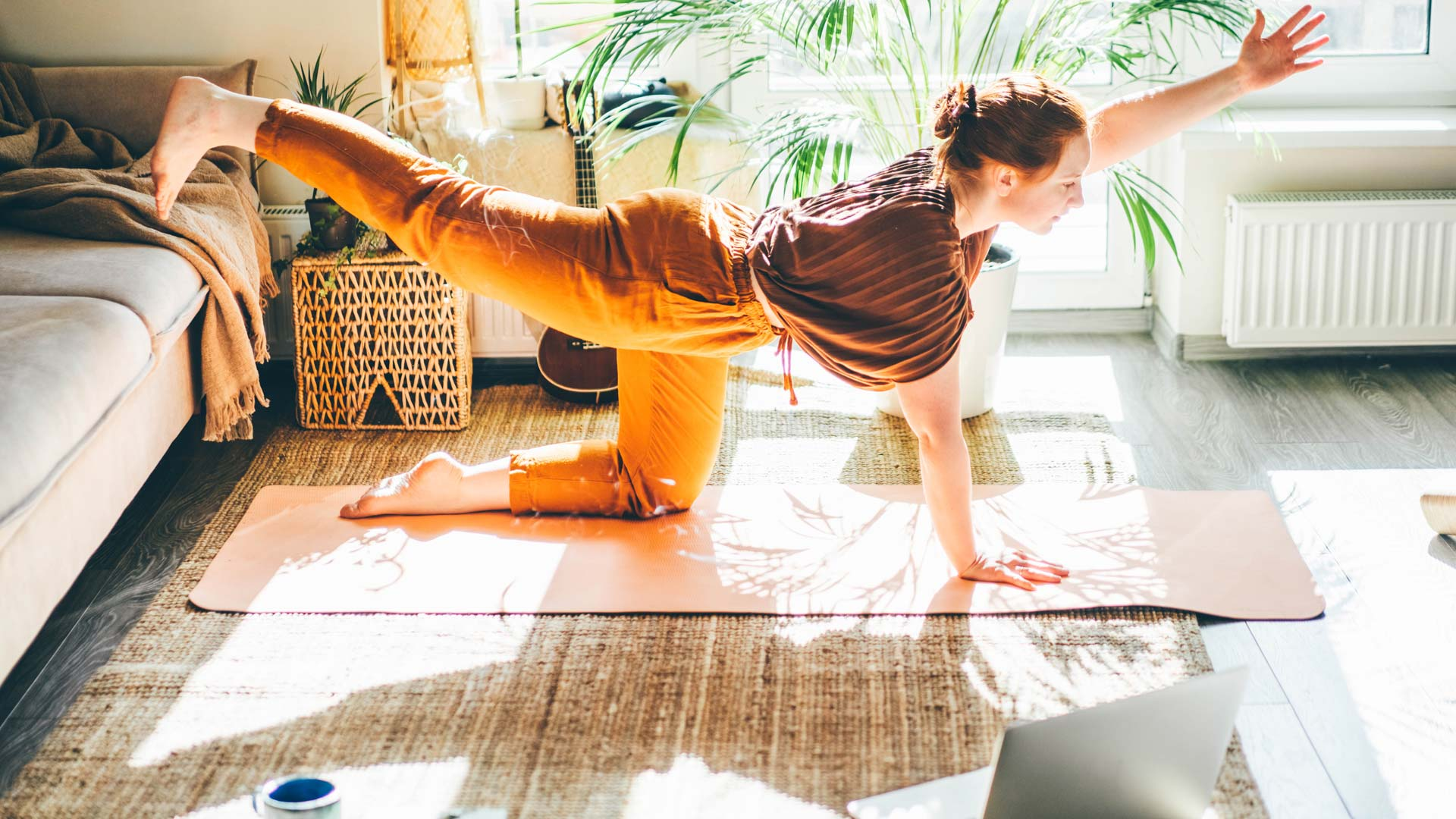 How to stay in shape during the pandemic – the best tips for at-home workouts and fitness
